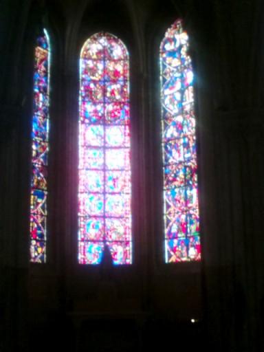ブールジュ大聖堂7