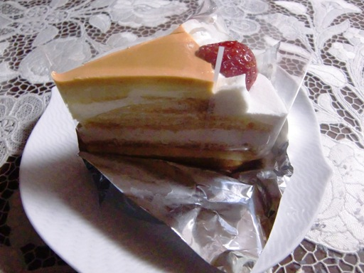 パステルのケーキ2