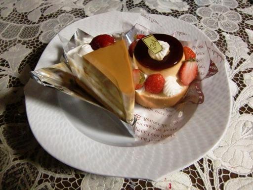 パステルのケーキ3