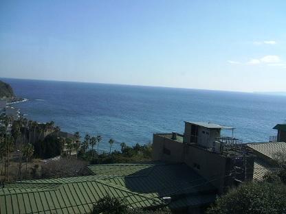 海の見える宿3