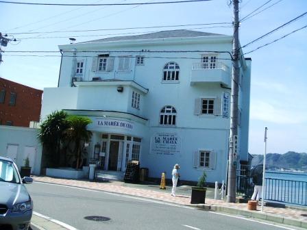 葉山レストラン ラ・マレー・ド茶屋1