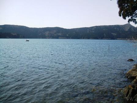 芦ノ湖画像2