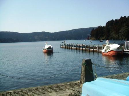 芦ノ湖画像4