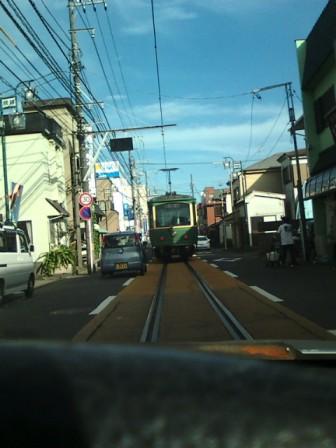 江ノ電2009年