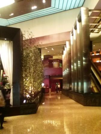 ANAホテル2009年9月−1