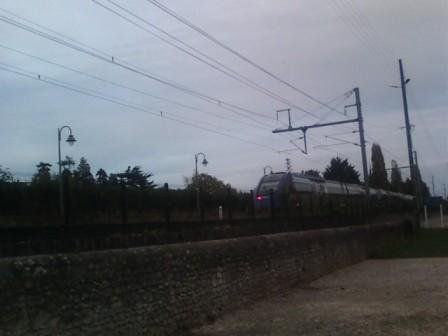 フランスのローカル鉄道