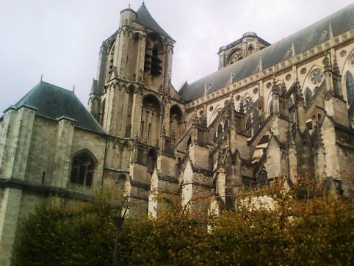 ブールジュ大聖堂2