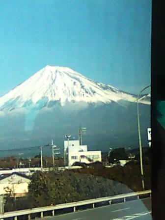新年 富士山
