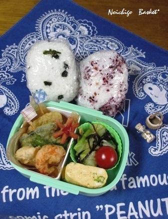 天ぷら弁当♪