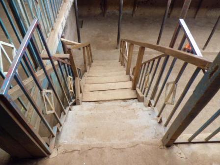 マゴソ階段