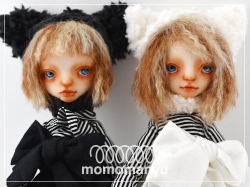 ポリマークレイ 人形