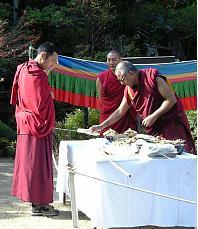 チベット護摩ー2