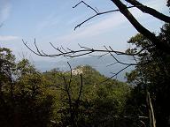 四宮コースの景色