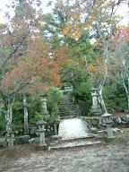 四宮神社入口
