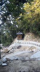 滝不動の道