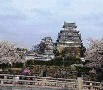 すてき!姫路城です
