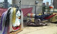 稲生行列の展示