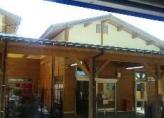 生山駅のホーム