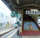 JR米子駅0番ホームへGO!