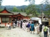 当日の厳島神社