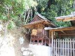 黄幟神社本殿