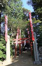 豊穂稲荷神社です