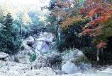 5-5 登山道白糸の滝