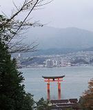 平松茶屋付近からの景色