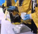 牡蠣卵汁 ¥100
