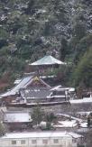 景色:大聖院