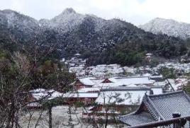 景色:厳島神社