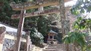 13 大聖院コース 登山道
