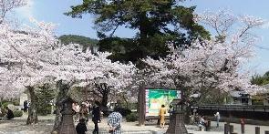 吉香公園の地図