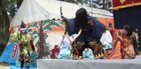 助けて!征夷大将軍 坂上田村麻呂の登場です