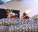 火を吐く大蛇