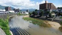 八幡川です