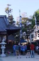 長束神社のお祭り