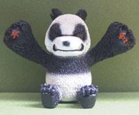 giant peace panda