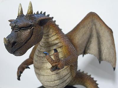 パペット展15ドラゴン