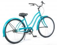 California Bikes レディス ターコイズ