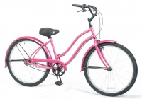 California Bikes レディス ピンク