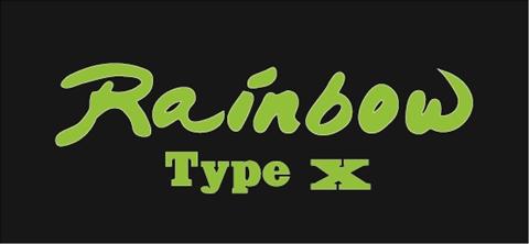 TypeX Logo