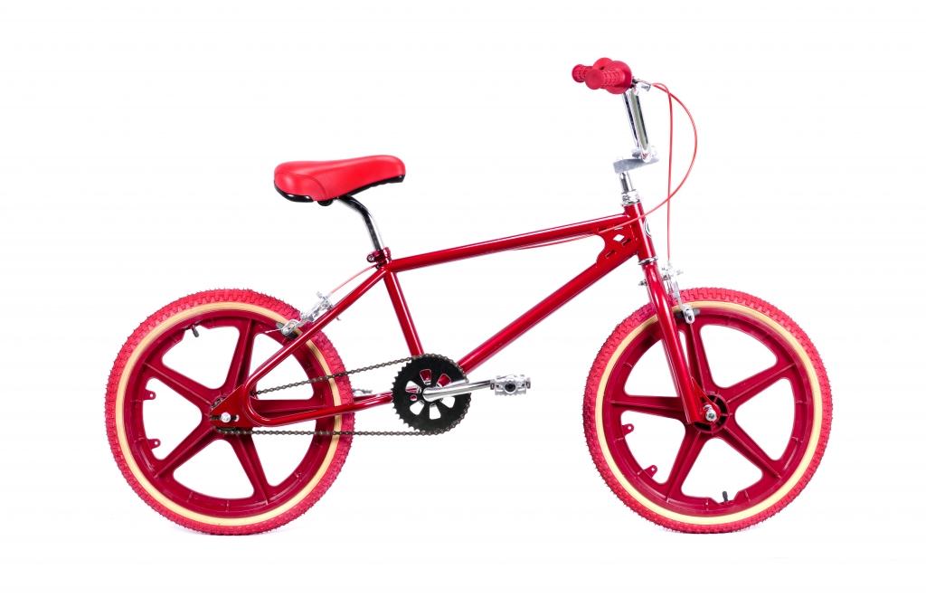 Volt! BMX Red