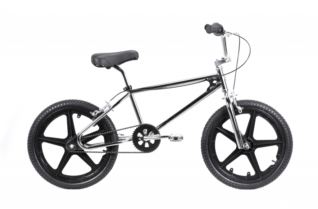 Volt! BMX Chrome
