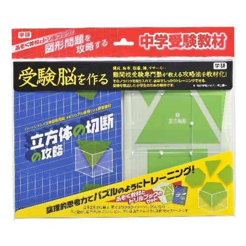 立方体の切断の攻略