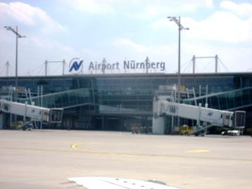 ニュルンベルグ空港