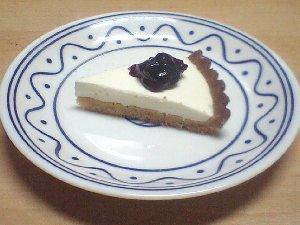 レアヨーグルトチーズケーキ