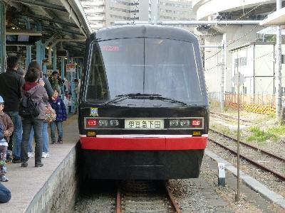 伊豆急行・リゾート21「黒船電車」