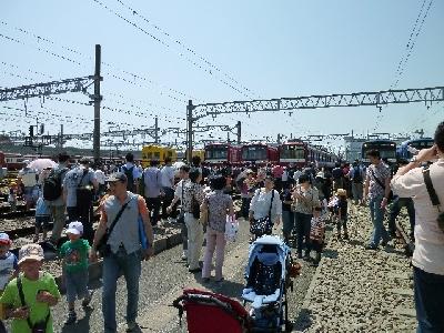 京急ファミリー鉄道フェスタ2012