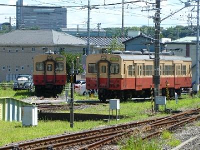 久留里線・キハ30形気動車